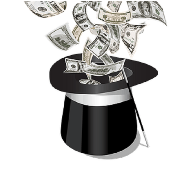 El akarom nyerni  pénzedet