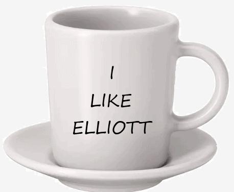 Jöhet egy csésze? Elliott válaszol