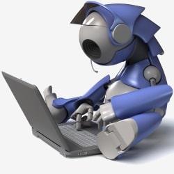A robot kereskedés