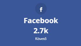Facebook követő