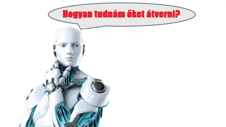 Mohini robot