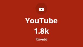 Youtube követő